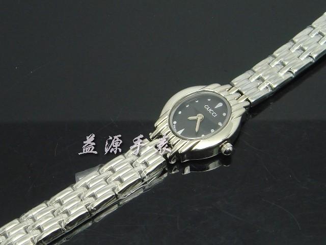 GUCCI Watch 01347 Men's All-steel Wristwatches