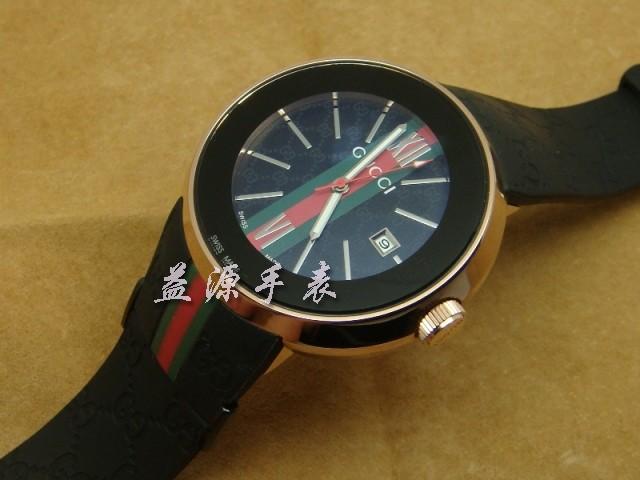 GUCCI Watch 01362 Men's All-steel Wristwatches