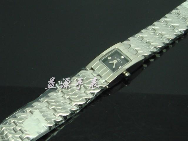 GUCCI Watch 01366 Men's All-steel Wristwatches