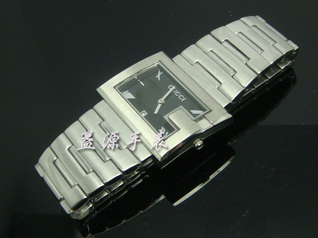 GUCCI Watch 01369 Men's All-steel Wristwatches