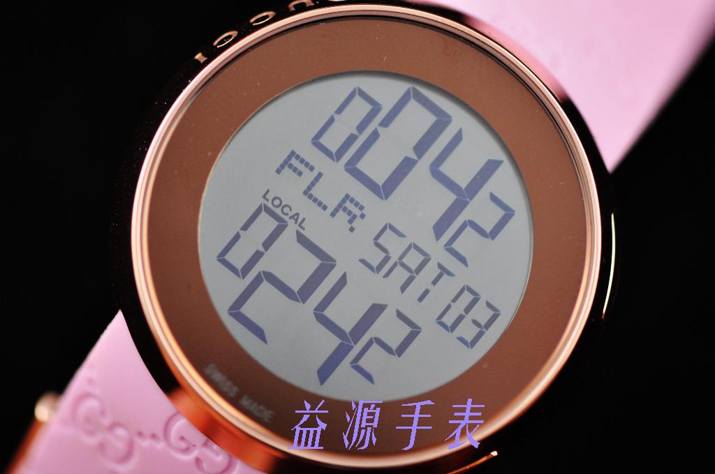 GUCCI Watch 01376 Men's All-steel Wristwatches