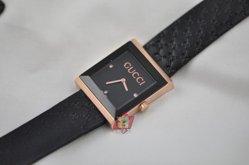 GUCCI Watch 01387 Men's All-steel Wristwatches