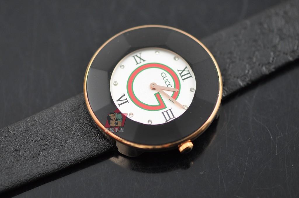 GUCCI Watch 01405 Men's All-steel Wristwatches