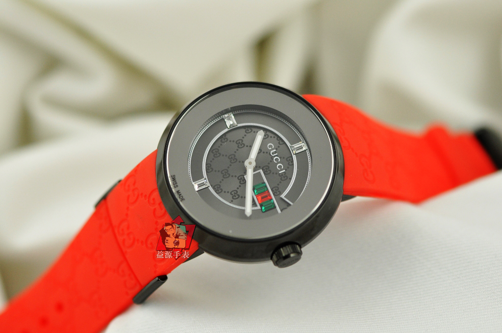 GUCCI Watch 01416 Men's All-steel Wristwatches