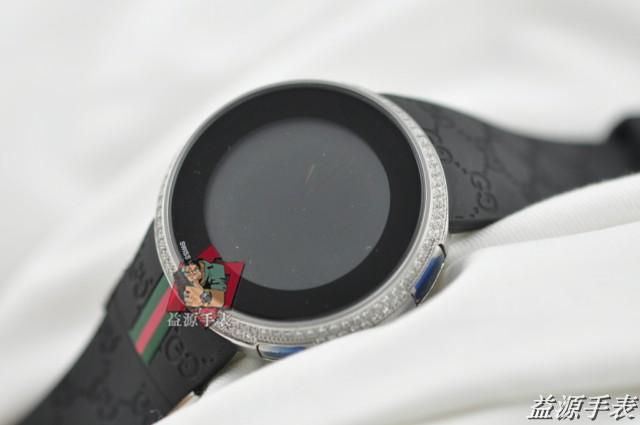 GUCCI Watch 01419 Men's All-steel Wristwatches
