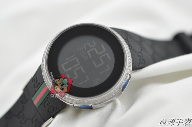 GUCCI Watch 01420 Men's All-steel Wristwatches