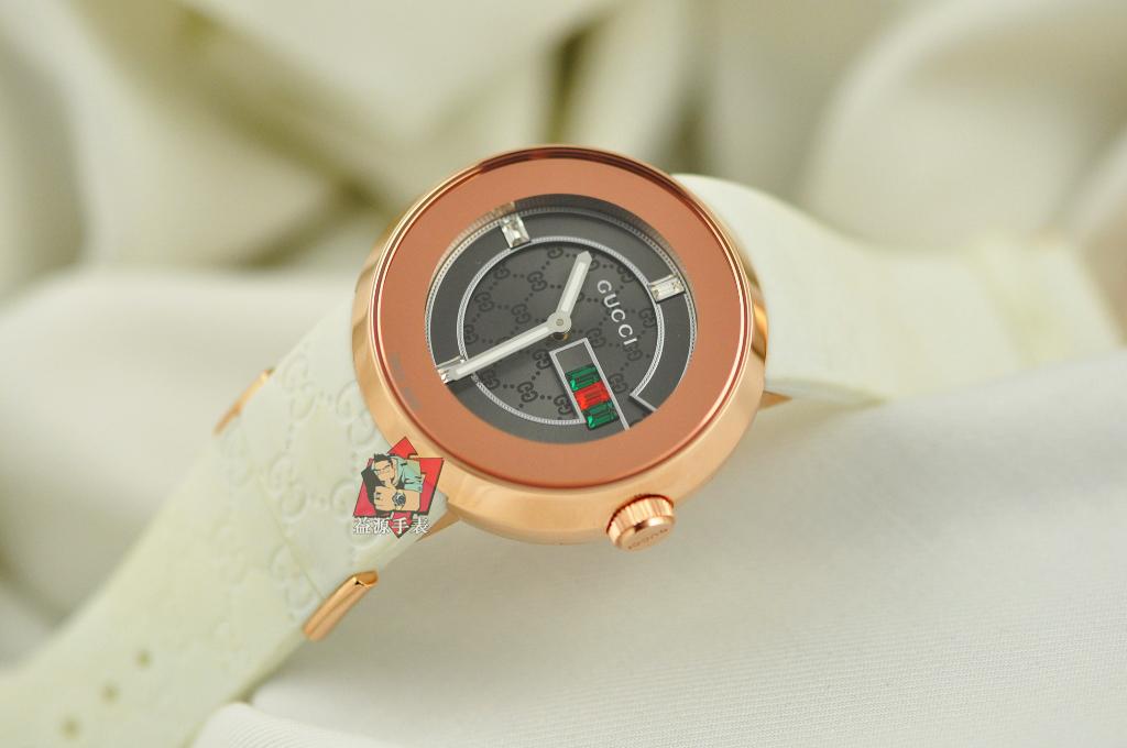 GUCCI Watch 01425 Men's All-steel Wristwatches