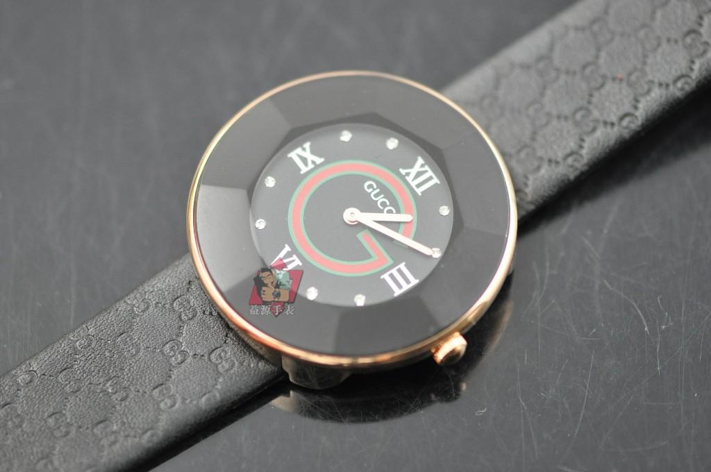 GUCCI Watch 01430 Men's All-steel Wristwatches