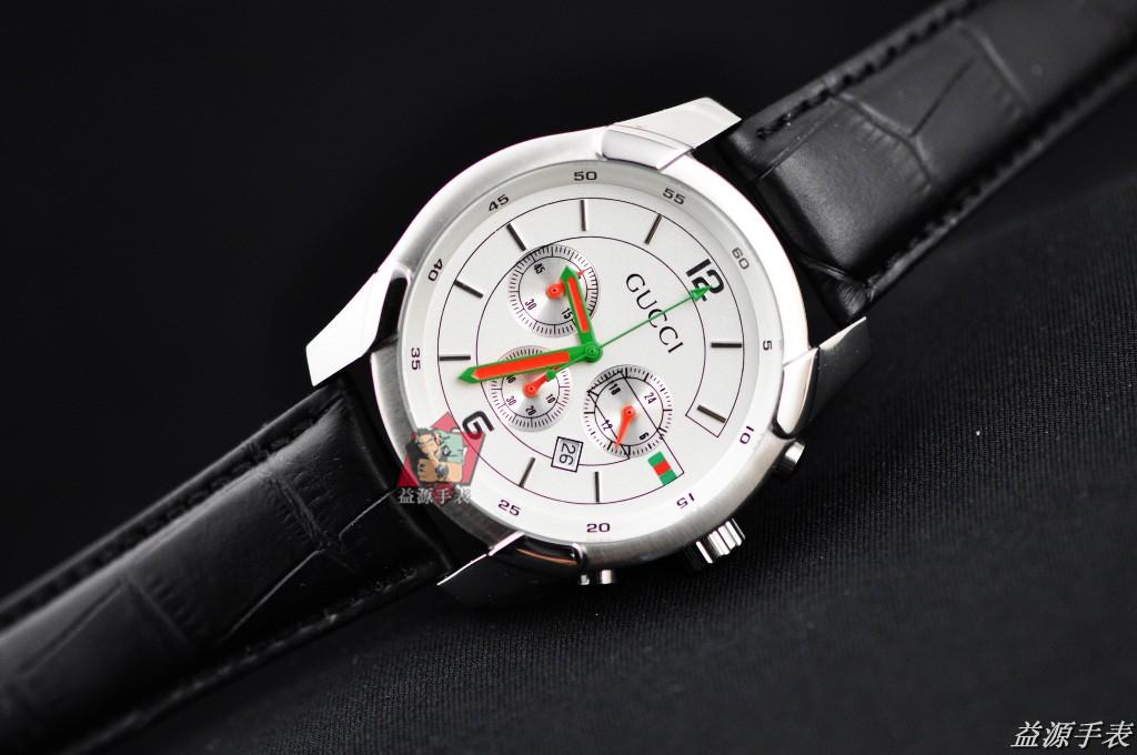 GUCCI Watch 01449 Men's All-steel Wristwatches