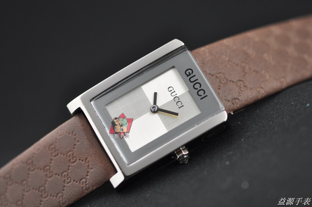 GUCCI Watch 01453 Men's All-steel Wristwatches