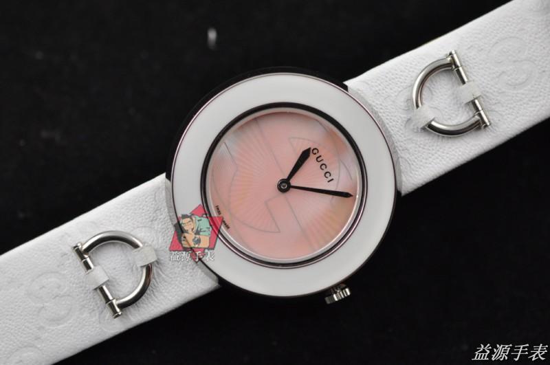 GUCCI Watch 01455 Men's All-steel Wristwatches
