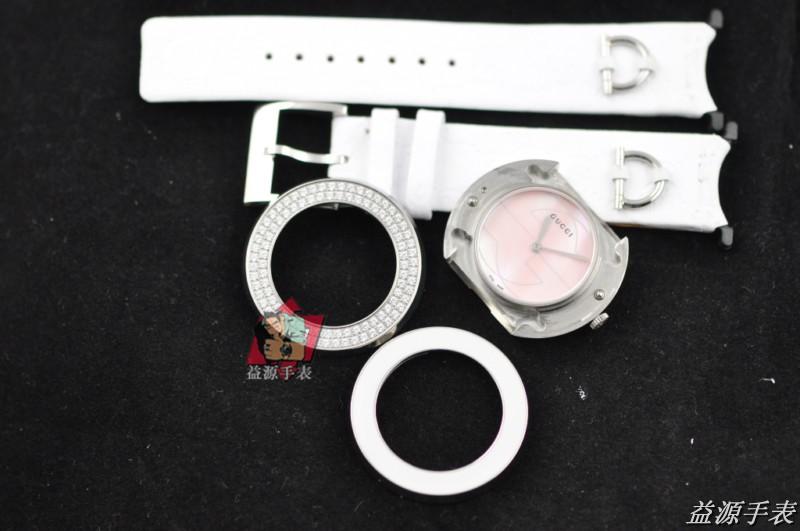 GUCCI Watch 01457 Men's All-steel Wristwatches