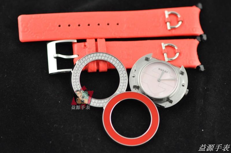GUCCI Watch 01459 Men's All-steel Wristwatches