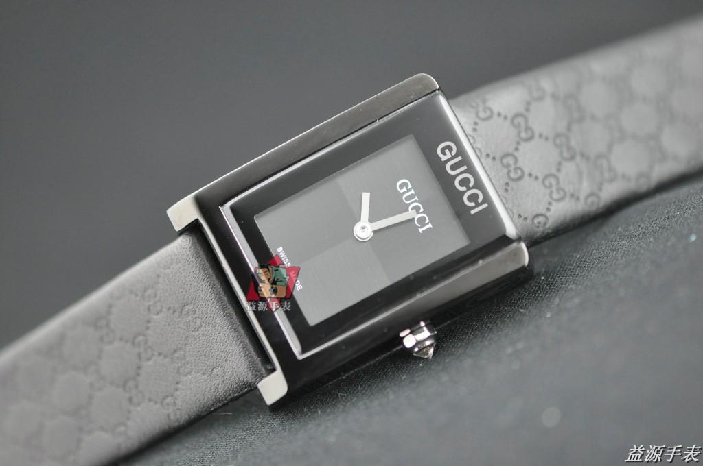 GUCCI Watch 01460 Men's All-steel Wristwatches