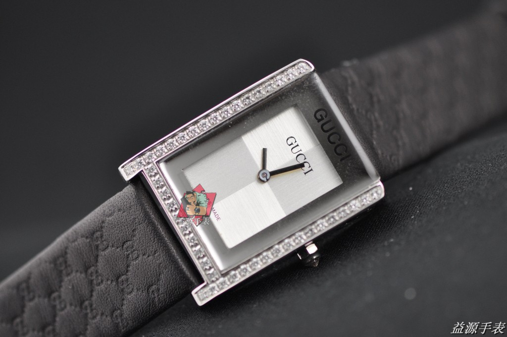 GUCCI Watch 01463 Men's All-steel Wristwatches