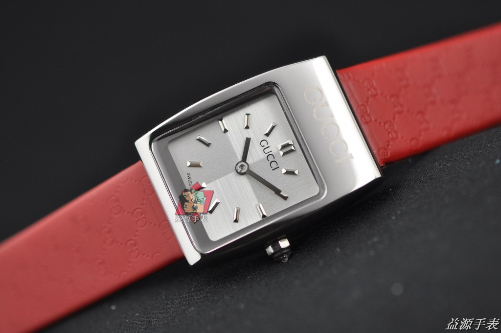 GUCCI Watch 01465 Men's All-steel Wristwatches