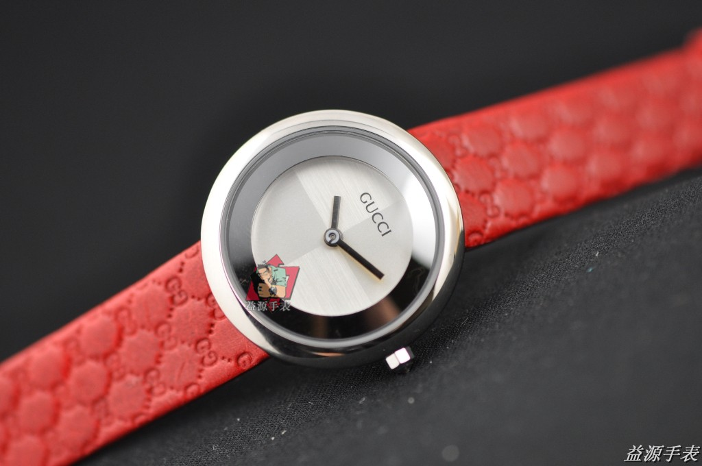 GUCCI Watch 01473 Men's All-steel Wristwatches
