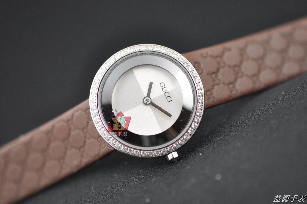 GUCCI Watch 01474 Men's All-steel Wristwatches