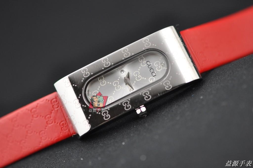 GUCCI Watch 01483 Men's All-steel Wristwatches
