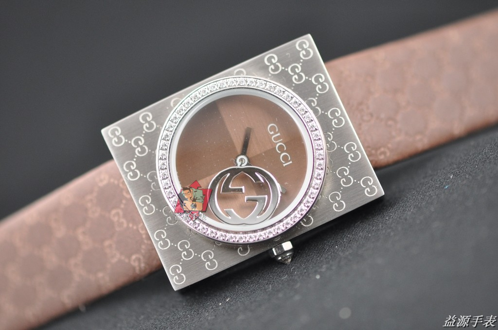 GUCCI Watch 01489 Men's All-steel Wristwatches
