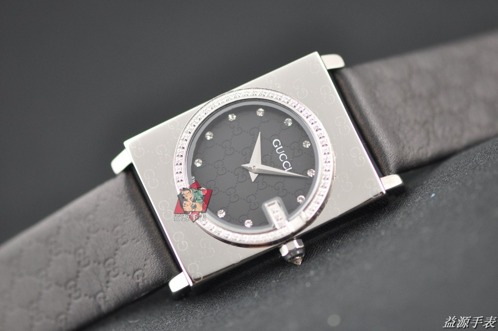 GUCCI Watch 01497 Men's All-steel Wristwatches
