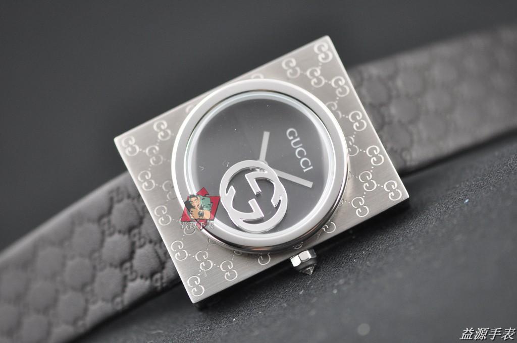 GUCCI Watch 01500 Men's All-steel Wristwatches