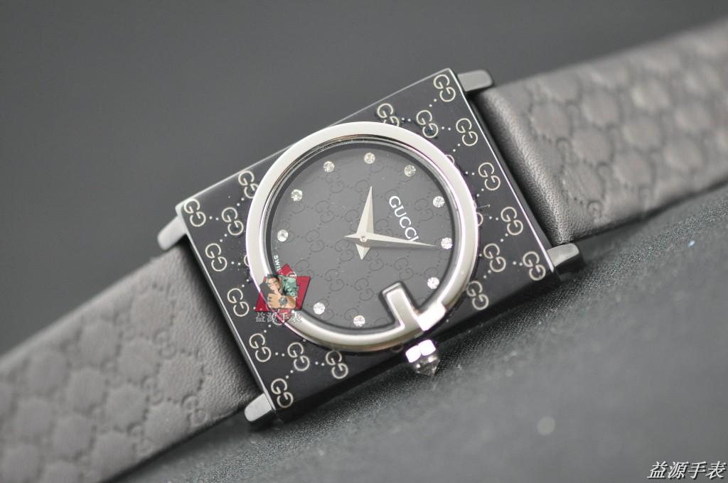 GUCCI Watch 01520 Men's All-steel Wristwatches