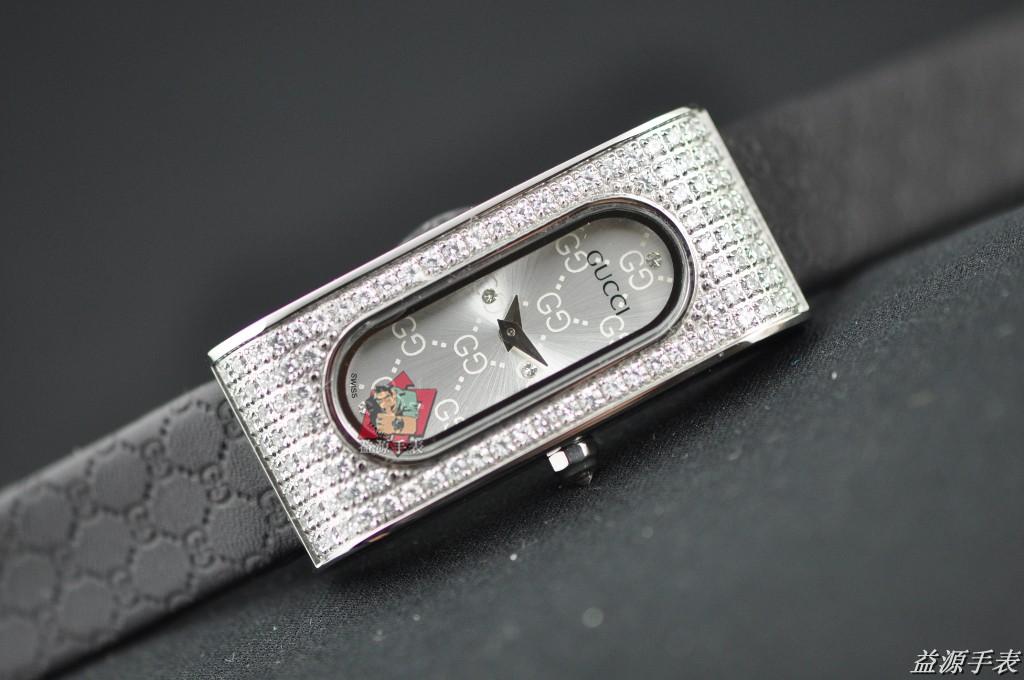 GUCCI Watch 01523 Men's All-steel Wristwatches