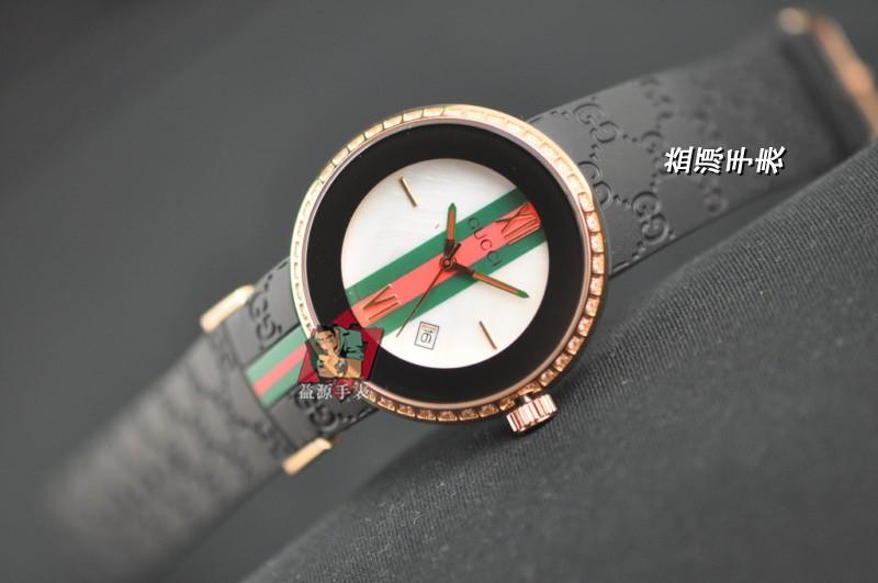 GUCCI Watch 01525 Men's All-steel Wristwatches