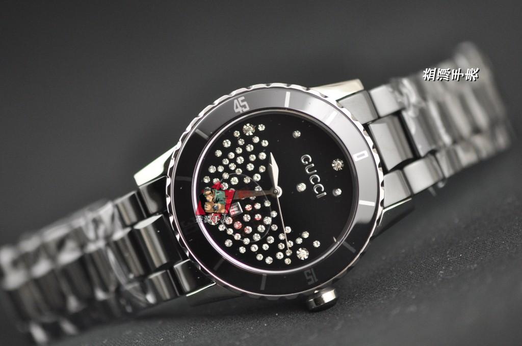 GUCCI Watch 01526 Men's All-steel Wristwatches