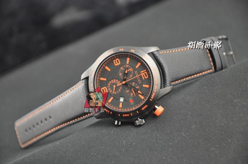 GUCCI Watch 01535 Men's All-steel Wristwatches
