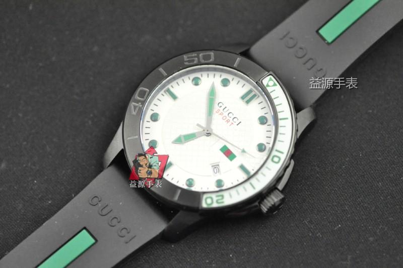 GUCCI Watch 01543 Men's All-steel Wristwatches