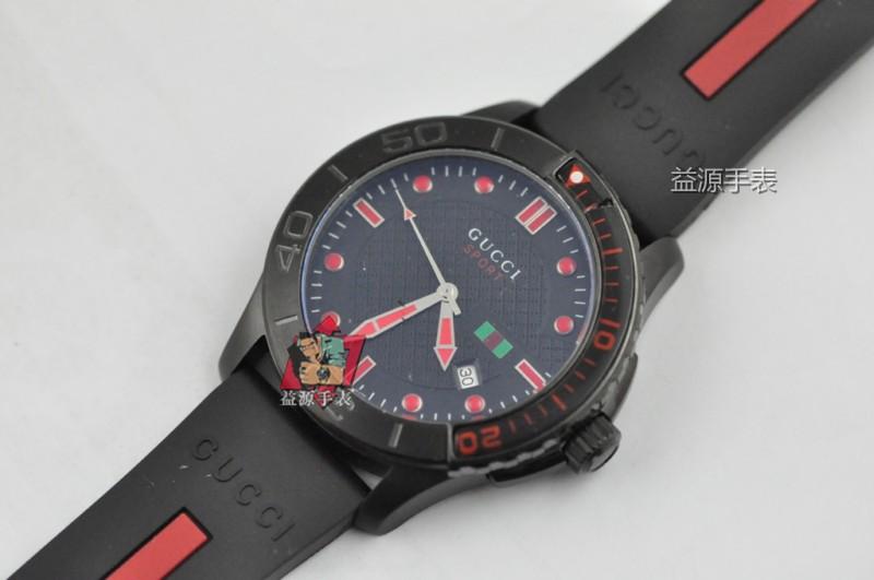 GUCCI Watch 01546 Men's All-steel Wristwatches