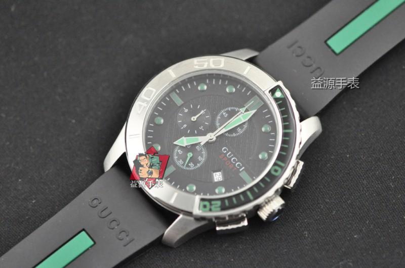 GUCCI Watch 01549 Men's All-steel Wristwatches