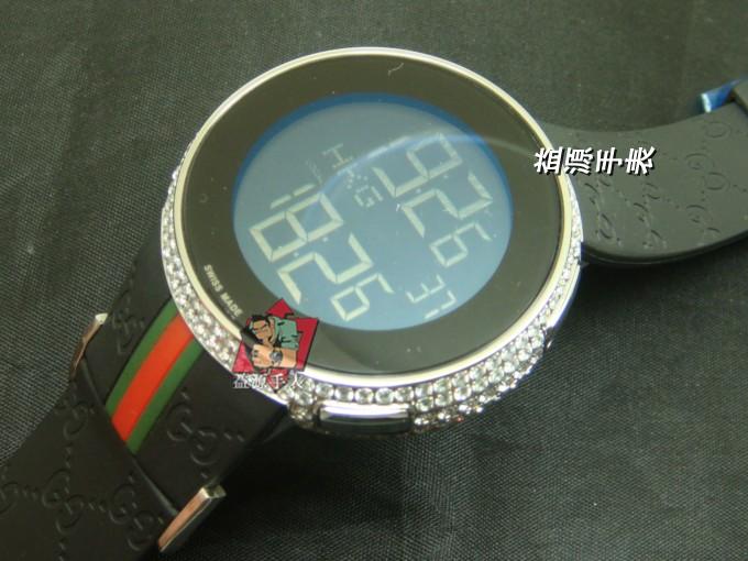 GUCCI Watch 01557 Men's All-steel Wristwatches