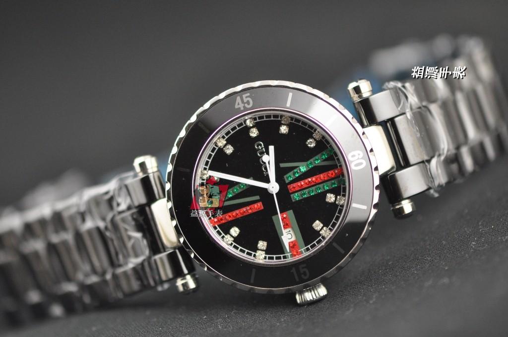 GUCCI Watch 01560 Men's All-steel Wristwatches
