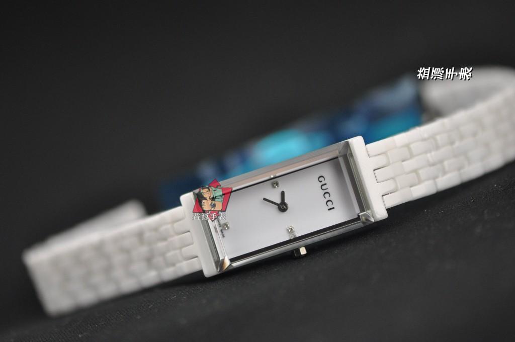 GUCCI Watch 01561 Men's All-steel Wristwatches