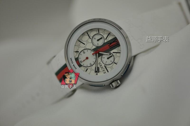 GUCCI Watch 01576 Men's All-steel Wristwatches