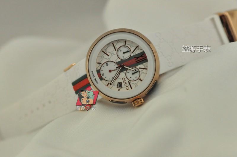 GUCCI Watch 01579 Men's All-steel Wristwatches