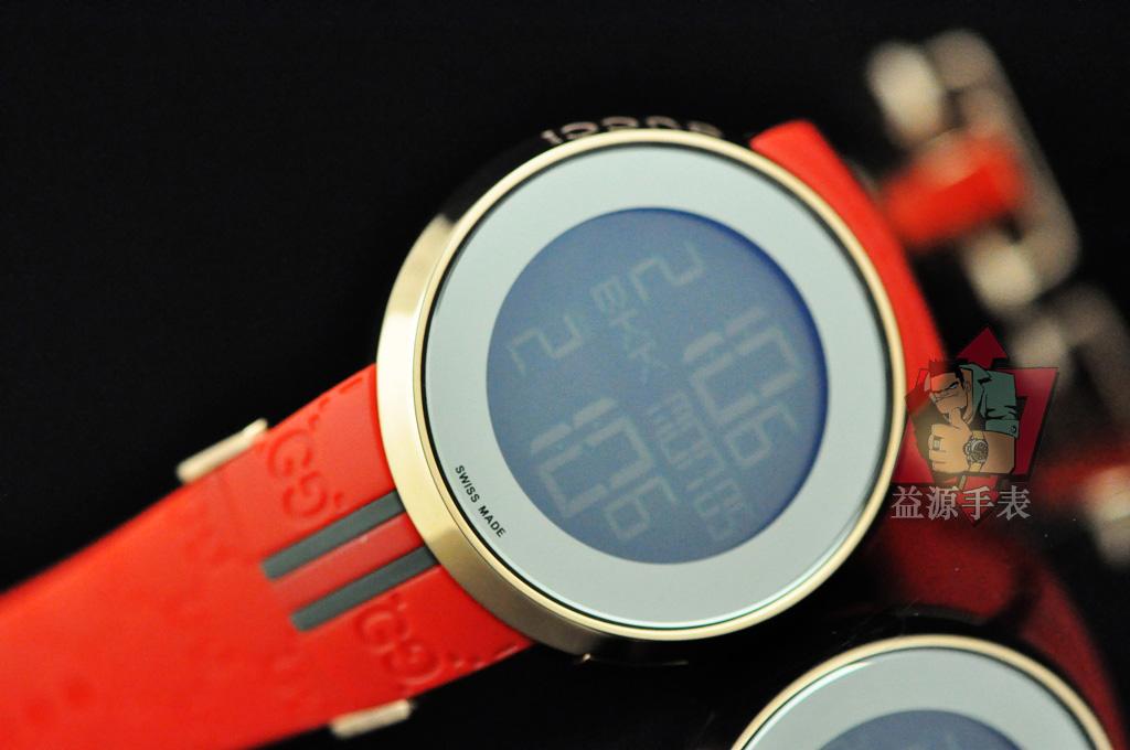 GUCCI Watch 01589 Men's All-steel Wristwatches