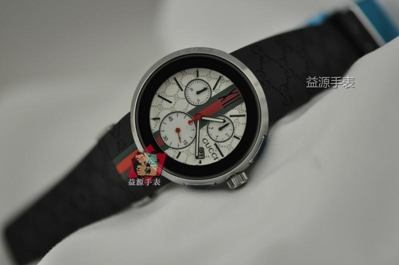 GUCCI Watch 01595 Men's All-steel Wristwatches