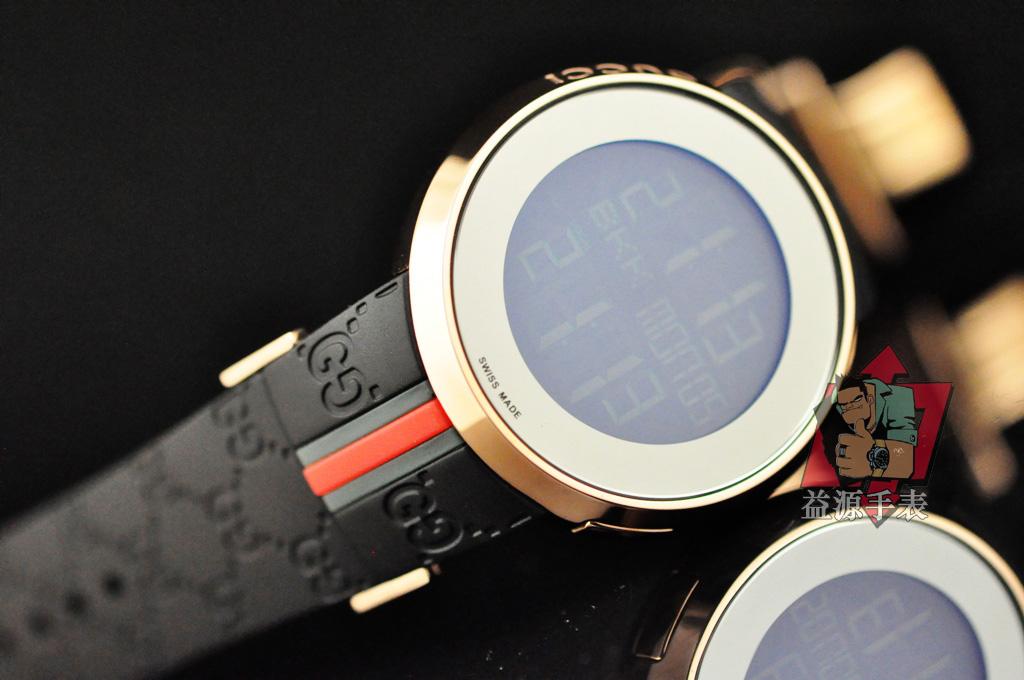GUCCI Watch 01603 Men's All-steel Wristwatches