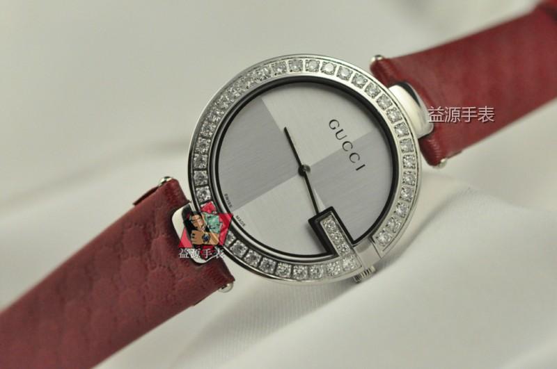 GUCCI Watch 01612 Men's All-steel Wristwatches