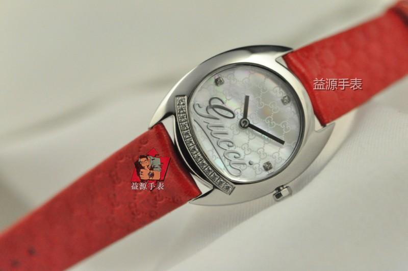 GUCCI Watch 01616 Men's All-steel Wristwatches