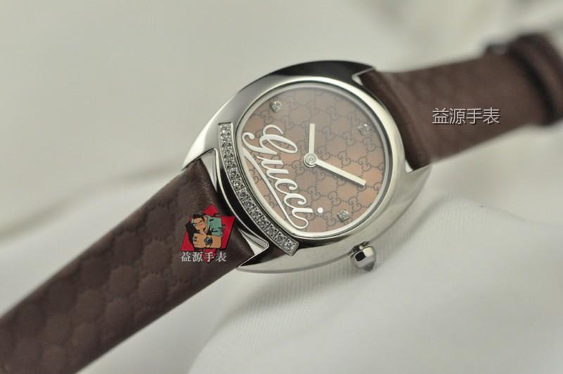 GUCCI Watch 01617 Men's All-steel Wristwatches