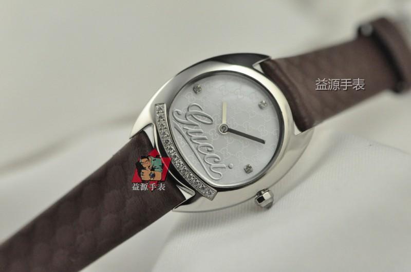 GUCCI Watch 01619 Men's All-steel Wristwatches