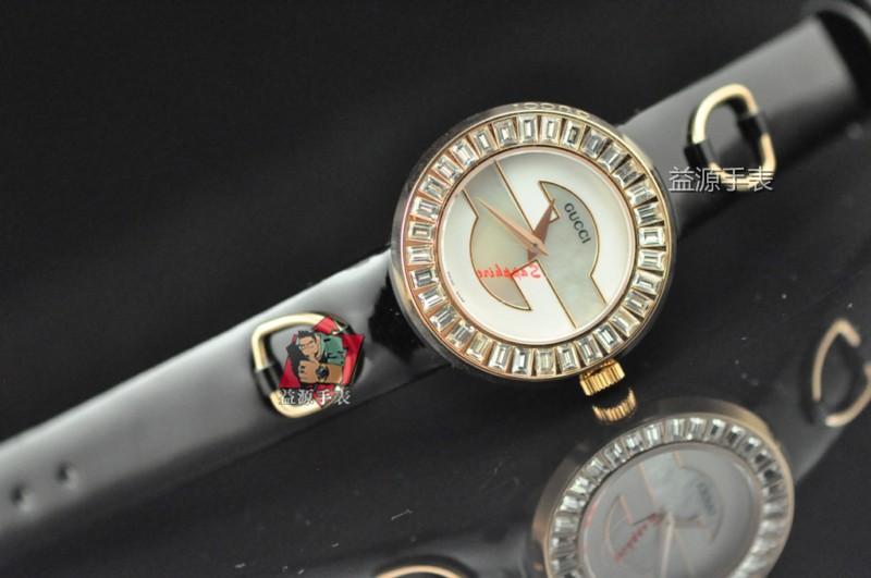 GUCCI Watch 01626 Men's All-steel Wristwatches