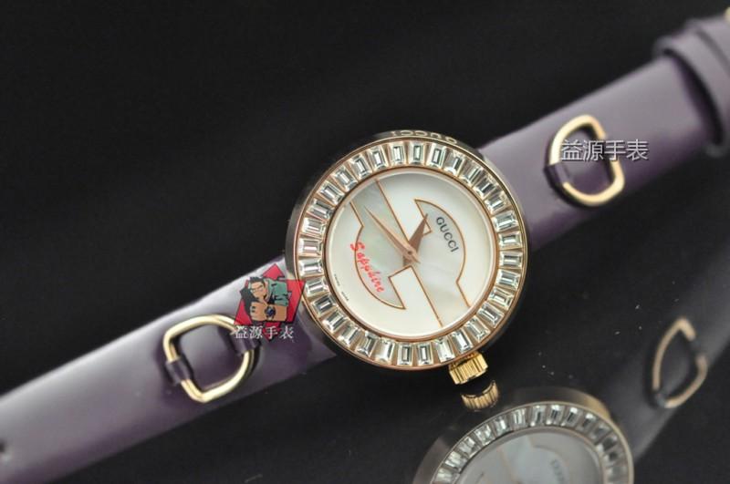 GUCCI Watch 01627 Men's All-steel Wristwatches