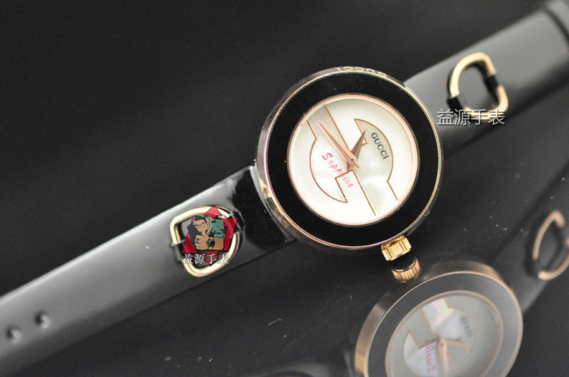 GUCCI Watch 01629 Men's All-steel Wristwatches