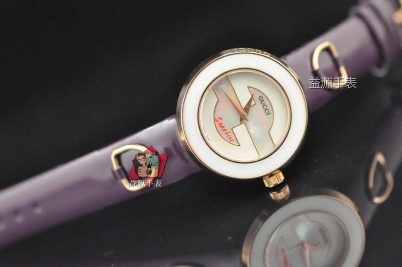 GUCCI Watch 01631 Men's All-steel Wristwatches